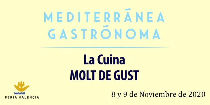 Mediterránea Gastrónoma 2020